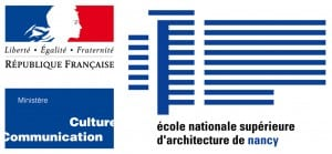 logo ecole architecture nancy
