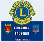 Logo LIONS Gérardmer-Bruyères